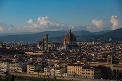 Cattedrale di Santa Maria del Fiore, Firenze Fotografia Stock