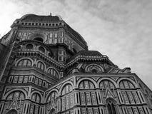 Cattedrale di Santa Maria del Fiore a Firenze Fotografia Stock