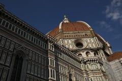 Cattedrale di Santa Maria del Fiore, Firenze, Italia immagini stock libere da diritti