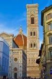 Cattedrale di Santa Maria del Fiore Florence Cathedral, Cathedr Arkivbilder