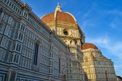 Cattedrale di Santa Maria del Fiore Florence Cathedral, Cathedr. Al of Saint Mary of the Flower, Il Duomo di Firenze in Florence, Italy Stock Image