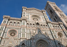 Cattedrale di Santa Maria del Fiore in Florence, Italy Stock Photography