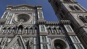 Cattedrale di Santa Maria del Fiore - Florence , Tuscany Stock Photography