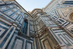 Cattedrale di Santa Maria del Fiore. Florence, Tuscany, Italy: Cattedrale di Santa Maria del Fiore Cathedral of Saint Mary of the Flowers - Duomo di Firenze Stock Images