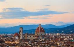 Cattedrale di Santa Maria del Fiore, Florence Stock Image