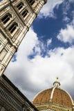 Cattedrale-Di Santa Maria Del Fiore in Florenz Lizenzfreie Stockfotografie