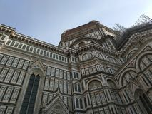 Cattedrale di Santa Maria Del Fiore, Italy. Picture of the Cattedrale di Santa Maria Del Fiore in Firenze, Italy Stock Image