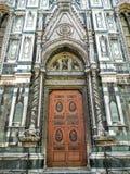 Cattedrale Di Santa Maria del Fiore jest głównym kościół Florencja, Włochy Obraz Stock