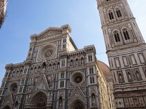 Cattedrale di Santa Maria del Fiore Royalty Free Stock Photo