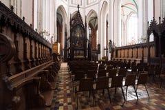 Cattedrale di Schwerin Immagine Stock