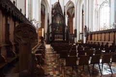Cattedrale di Schwerin Fotografia Stock Libera da Diritti