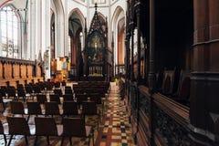 Cattedrale di Schwerin Immagini Stock