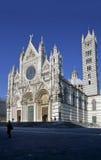 Cattedrale di Siena Immagini Stock