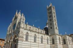 Cattedrale di Siena Fotografia Stock