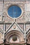 Cattedrale di Siena, Italia Fotografie Stock Libere da Diritti
