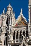 Cattedrale di Siena, Siena, Italia fotografia stock libera da diritti