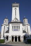 Cattedrale di Sighisoara   Fotografia Stock