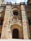 Cattedrale di Siguenza, Spagna Immagine Stock Libera da Diritti