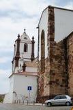 Cattedrale di Silves Fotografia Stock Libera da Diritti
