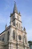 Cattedrale di Singapore CHIJMES Fotografia Stock Libera da Diritti