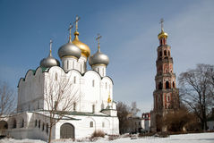 Cattedrale di Smolensk. 1525. Immagine Stock Libera da Diritti