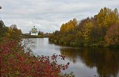 Cattedrale di Smolensk Immagini Stock