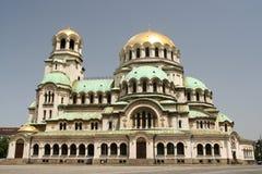 Cattedrale di Sofia Fotografia Stock Libera da Diritti