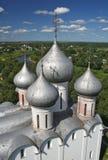 Cattedrale di Sofia in Vologda Fotografia Stock Libera da Diritti