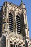Cattedrale di Soisson in Francia Fotografie Stock Libere da Diritti