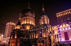 Cattedrale di Sophia Immagine Stock