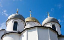 Cattedrale di Sophia del san immagine stock