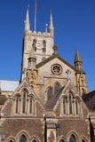 Cattedrale di Southwark Fotografie Stock Libere da Diritti