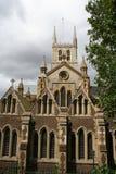 Cattedrale di Southwark, Londra Fotografie Stock