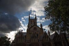 Cattedrale di Southwark, Londra Immagini Stock Libere da Diritti