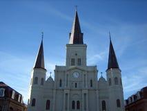 Cattedrale di St. Louis Fotografie Stock Libere da Diritti