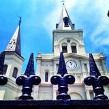 Cattedrale di St Louis fotografie stock libere da diritti