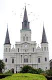 Cattedrale di St. Louis Immagine Stock Libera da Diritti