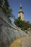 Cattedrale di St Martin a Bratislava slovakia Fotografie Stock