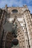 Cattedrale di St Mary del vedere, Siviglia, Spagna Fotografia Stock