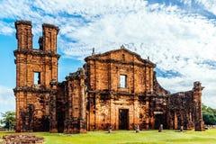 Cattedrale di St Michael delle missioni - posto storico immagine stock