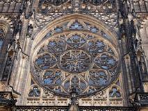 Cattedrale di St.Vitus Fotografia Stock