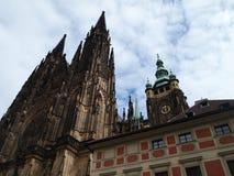 Cattedrale di St.Vitus Fotografia Stock Libera da Diritti