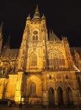 Cattedrale di St.Vitus Immagine Stock Libera da Diritti