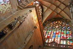 Cattedrale di St.Vitus Immagini Stock