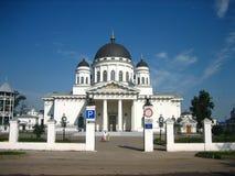 Cattedrale di Starojarmorochnyj Fotografie Stock