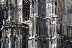 Cattedrale di Stephenâs del san Fotografia Stock Libera da Diritti