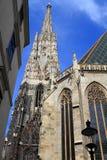 Cattedrale di Stephenâs del san Immagini Stock Libere da Diritti