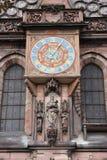 Cattedrale di Strasburgo Fotografie Stock Libere da Diritti