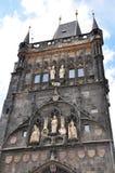 Cattedrale di StVitus, castello di Hradcany Praga Fotografia Stock Libera da Diritti