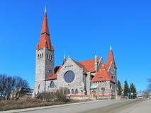 Cattedrale di Tampere, Finlandia Fotografia Stock